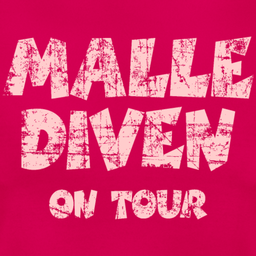 Malle Diven On Tour Vintage Pink