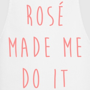 Rosé Do It Funny Quote Kookschorten - Keukenschort