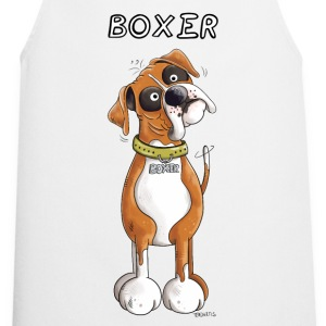 German Boxer  Aprons - Cooking Apron