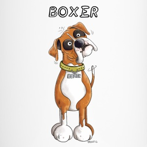 German Boxer Mugs & Drinkware - Travel Mug