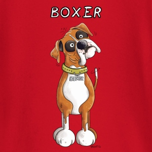 German Boxer Baby Long Sleeve Shirts - Baby Long Sleeve T-Shirt