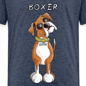 Duitse Boxer Shirts - Teenager Premium T-shirt