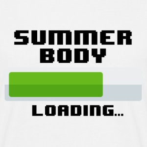Summer Body Loading - T-Shirt - Men's T-Shirt