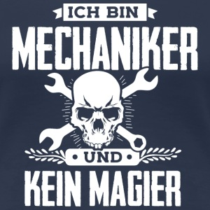 Ich bin Mechaniker T-Shirts - Frauen Premium T-Shirt