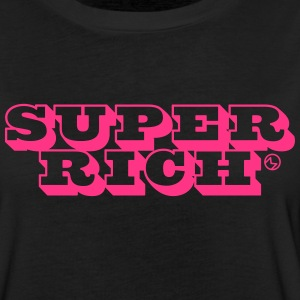 Super Rich - Frauen Oversize T-Shirt