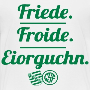 Friede Froide Eiorguchn T-Shirts - Teenager Premium T-Shirt