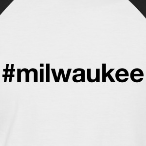MILWAUKEE - T-shirt baseball manches courtes Homme