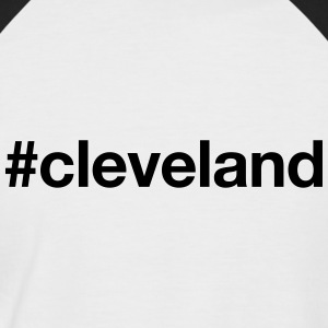 CLEVELAND - T-shirt baseball manches courtes Homme