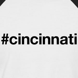 CINCINNATI T-Shirts - Men's Baseball T-Shirt
