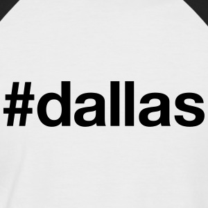 DALLAS - Männer Baseball-T-Shirt