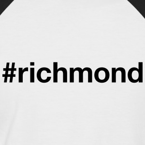 RICHMOND - Männer Baseball-T-Shirt