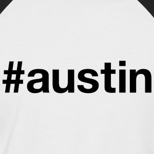 AUSTIN T-Shirts - Men's Baseball T-Shirt