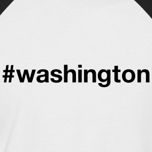 WASHINGTON T-Shirts - Men's Baseball T-Shirt