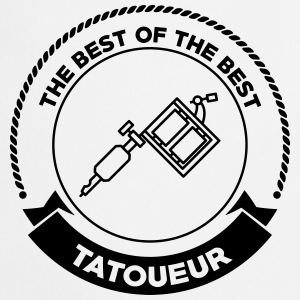 Tätowierer Tatouage Tattoo Tattooist Tatoueur  Aprons - Cooking Apron