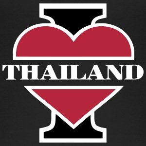 I love Thailand Tops - Frauen Bio Tank Top