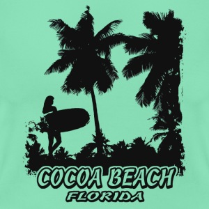 Florida - Beach - Surfing - Surfer T-Shirts - Frauen T-Shirt