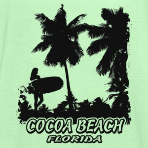 Florida - Beach - Surfing - Surfer Tops - Frauen Tank Top von Bella