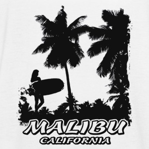 Malibu - California - Beach - Surfing - Surfer Tops - Frauen Tank Top von Bella