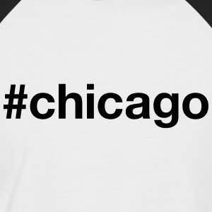 CHICAGO T-Shirts - Men's Baseball T-Shirt