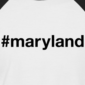 MARYLAND T-Shirts - Men's Baseball T-Shirt