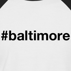 BALTIMORE - T-shirt baseball manches courtes Homme