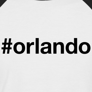 ORLANDO Tee shirts - T-shirt baseball manches courtes Homme