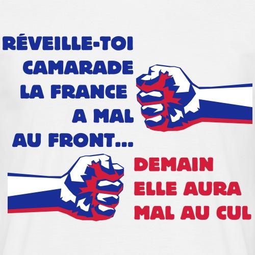 FRANCE FRONT NATIONAL DEMOCRATIE