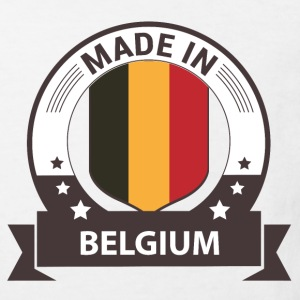 Made in Belgium- Belgien T-Shirts - Kinder Bio-T-Shirt