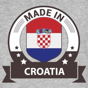 Made in Croatia - Kroatien T-Shirts - Männer Bio-T-Shirt