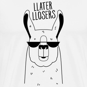 Llater Llosers Tee shirts - T-shirt Premium Homme