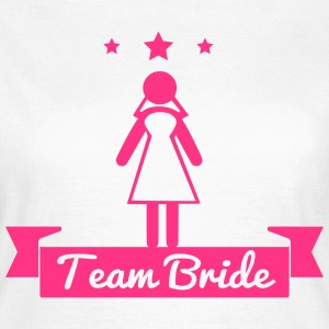Team bride,  hen, party - T-shirt  - Women's T-Shirt