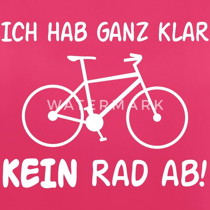 fahrrad sprüche motiv tank top | spreadshirt