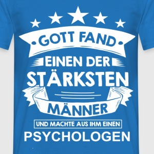 psychologen T-Shirts - Männer T-Shirt