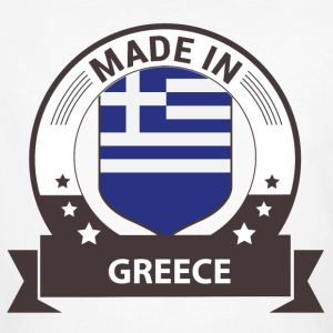 Made in Greece - Griechenland T-Shirts - Männer Bio-T-Shirt