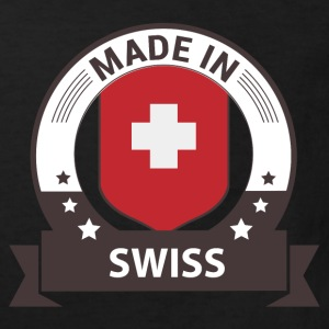 Made in Swiss - Schweiz T-Shirts - Kinder Bio-T-Shirt