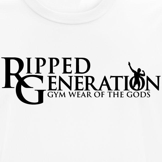 Miesten Tekninen T-Paita Ripped Generation