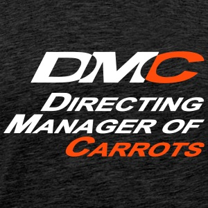 Directing Manager of Carrots 2C - Männer Premium T-Shirt