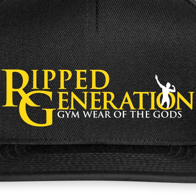 Snapback lippis Ripped Generation dd1620809a