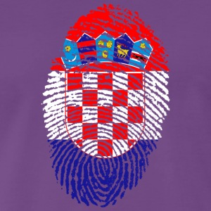 CROATIA 4 EVER COLLECTION - Männer Premium T-Shirt