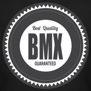 Quality BMX Guaranteed T-Shirts - Männer Bio-T-Shirt