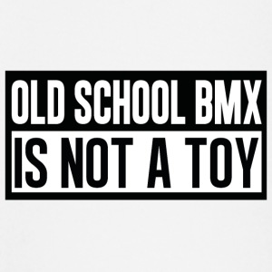 Old School BMX is not a Toy  Baby Langarmshirts - Baby Langarmshirt