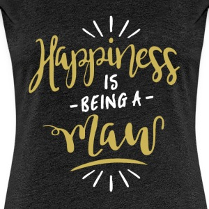 Happy Maw Shirt - Women's Premium T-Shirt