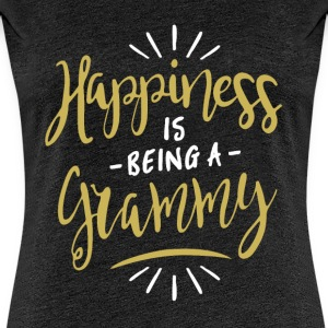 Happy Grammy Shirt - Women's Premium T-Shirt
