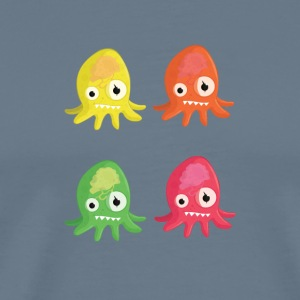 Octopus Brain - Men's Premium T-Shirt