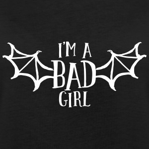 im a bad girl i T-Shirts - Women's Oversize T-Shirt