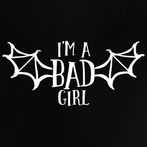 im a bad girl i Tee shirts Bébés - T-shirt Bébé