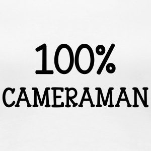 Cameraman / Camera / Video / Cadreur Tee shirts - T-shirt Premium Femme