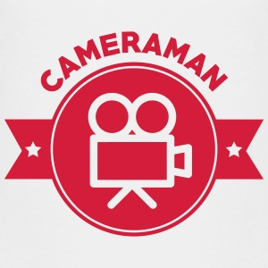 Cameraman / Camera / Video / Cadreur Tee shirts - T-shirt Premium Enfant