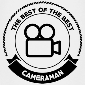 Cameraman / Camera / cameravrouw / video Shirts - Teenager Premium T-shirt
