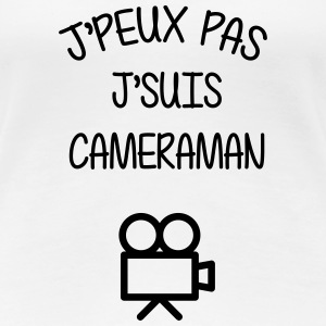 Cameraman / Camera / cameravrouw / video T-shirts - Vrouwen Premium T-shirt
